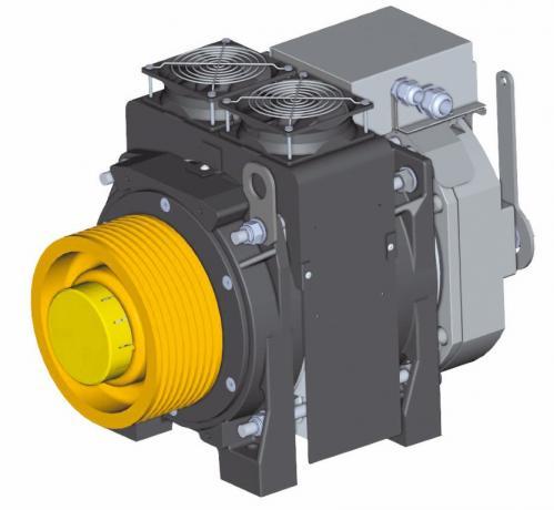 G200-T1 con carter ventilazione