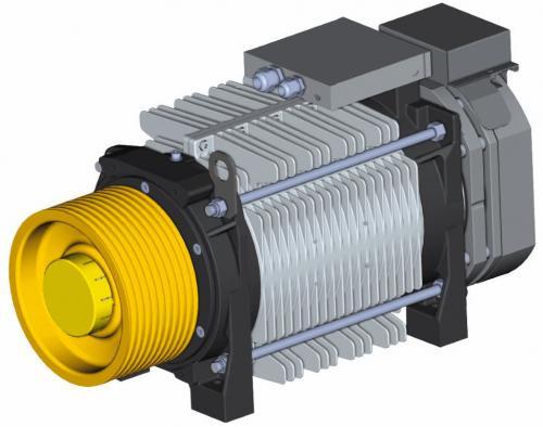 G300 T2 No carter ventilazione