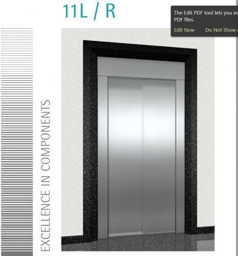 Landing Door Hydra 11L-R